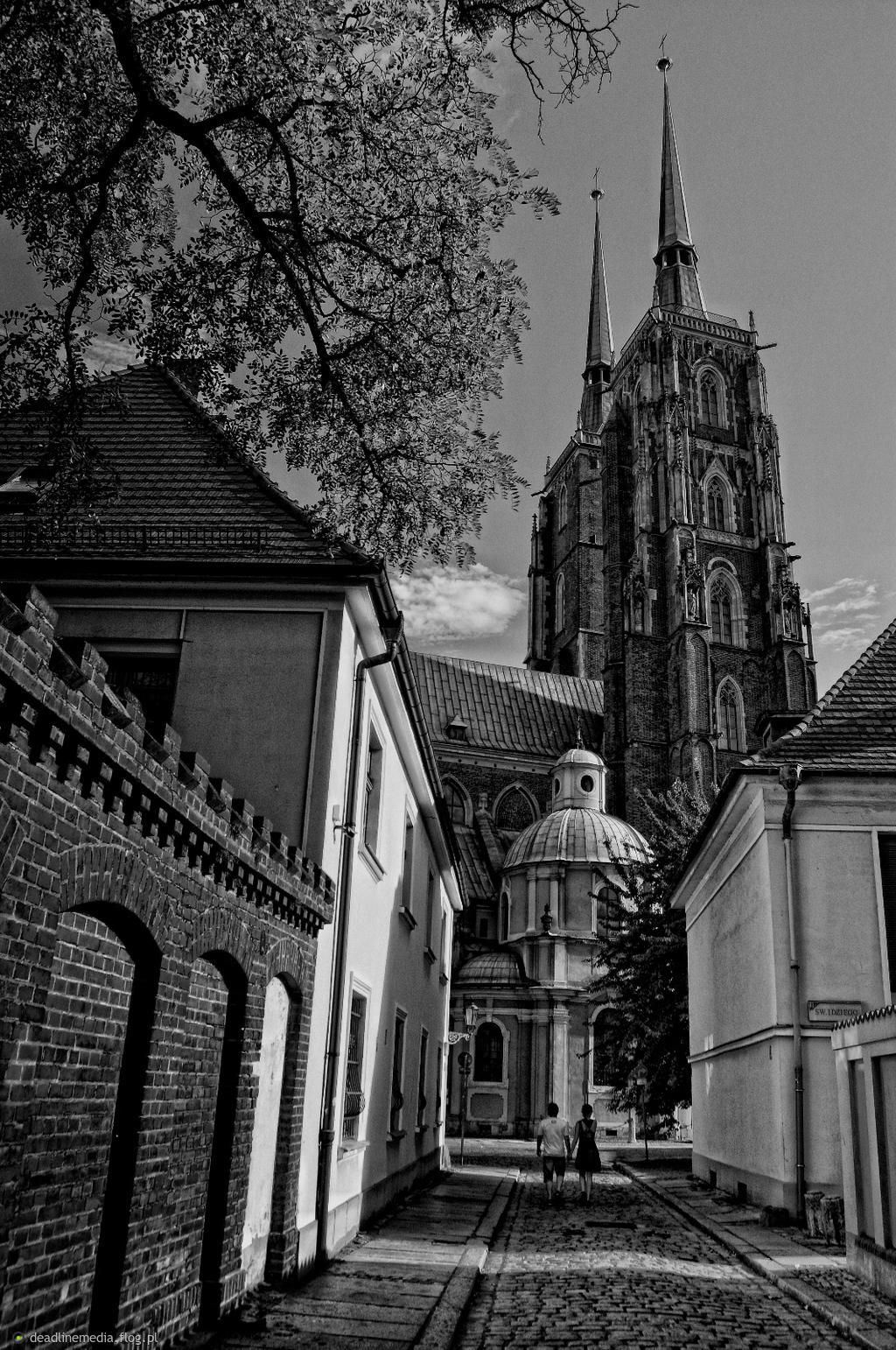 Wrocław ulica Kapitulna