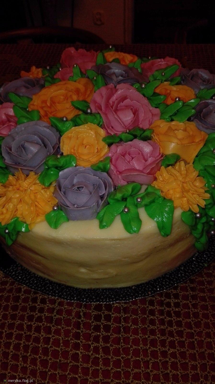 Tort maślany
