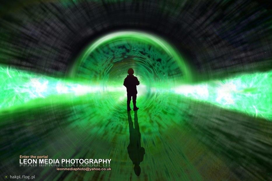 Wejście do portalu