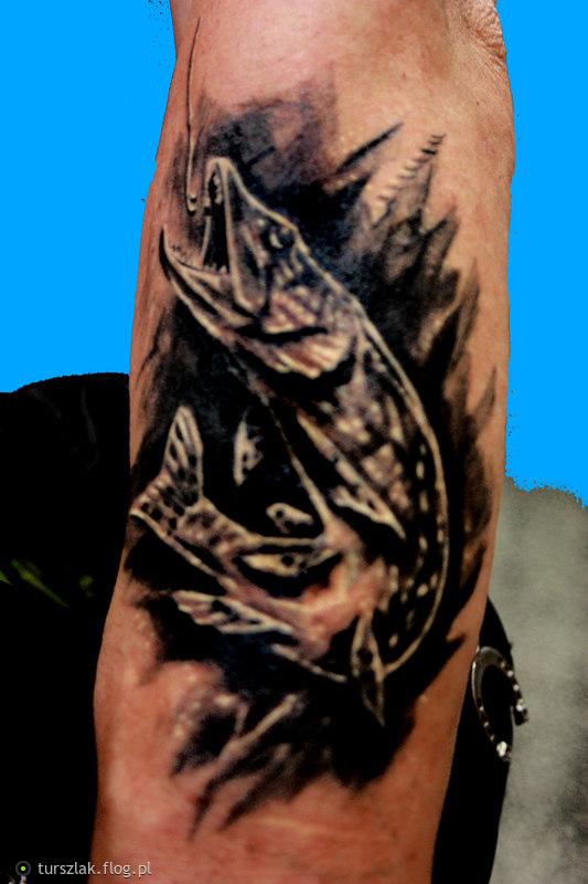 Tatuaż Fotoblog Turszlakflogpl