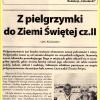 Jan Kulnianin-Z pielgrzym<br />ki do Ziemi Świętej-czII.<br />str.3-&quot;CEBULANKA&quo<br />t; nr 30-Kwiecień 2016