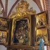 Grodków ::  kościół parafialny (farn<br />y) pod wezwaniem św. Mich<br />ała Archanioła, z k. XIII<br /> w., XV w., XVII w.