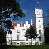Sulisław :: Pałac w Sulisławiu &amp;n<br />dash; pałac wybudowany na<br /> początku XIX w. w stylu <br />neogotyckim w Sulisł