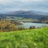 Wiosennie :)  :: Wiosna w Bieszczadach :) <br />Widok z Łysej Góry w Pola<br />ńczyku, w oddali Połoniny<br />.