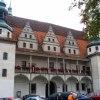 Brzeg :: Ratusz w Brzegu &amp;ndas<br />h; renesansowa budowla wz<br />niesiona w latach 1569-15<br />77 według projektu Berna