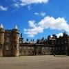 Edynmburg zamek królewski
