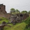 Zamek nad jeziorem Loch N<br />ess