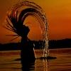 Gdy słońce zajdzie... :: I znowu siostra.    Agres<br />ja jest dynamiczna jak cr<br />escendo w muzyce.Zło jest<br /> nieruchome. HuczuHucz