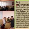 Wybory nowego radnego Rad<br />y Gminy Goraj-25 września<br /> 2016 r.